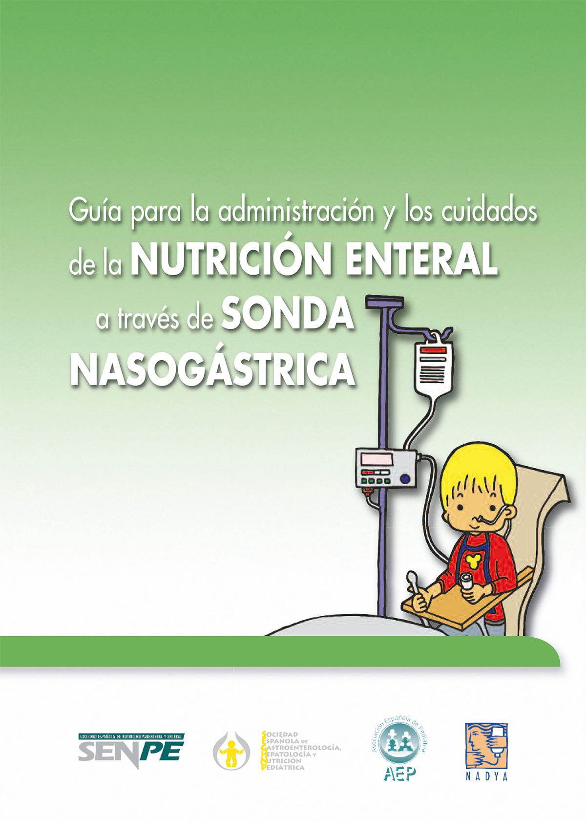 Gu a para la administraci n y los cuidados de la nutrici n for Cuidados de la vinca